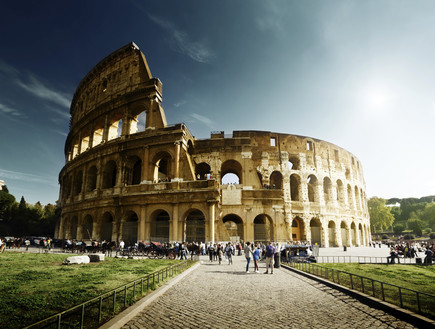 רומא, המקום הרומנטי