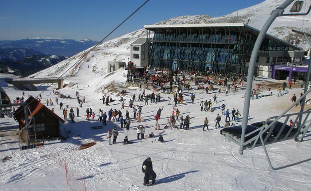 סקי ברכס הפארנסוס