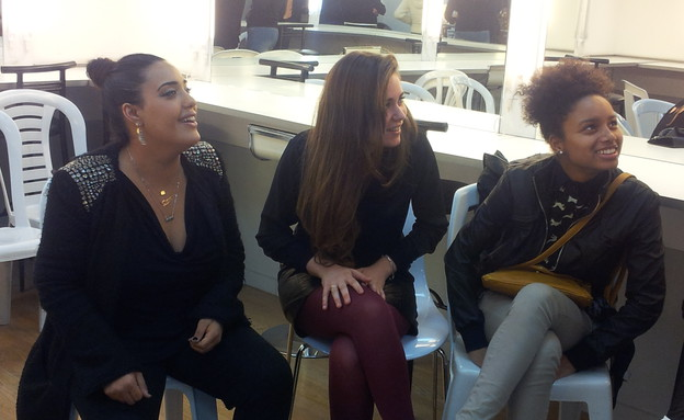 בנות דה וויס עונה 2 (צילום: יחסי ציבור ,mako)