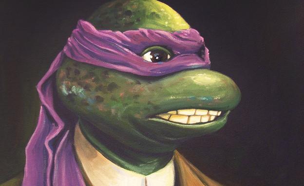 הציורים של הילרי ווייט (צילום: deviantart.com)