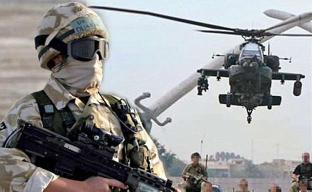 SAS (צילום: דיילי מייל)