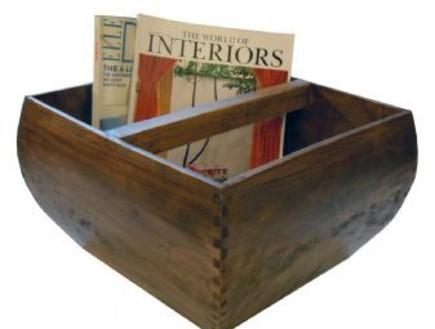 אתרי קניות, חפצים-מעמד עיתונים מעץ 576-