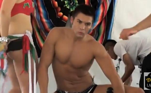 הארלם שייק סקסי (צילום: צילום מסך מתוך youtube)