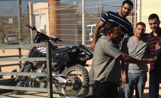 DR 350 (צילום: משטרת ישראל)