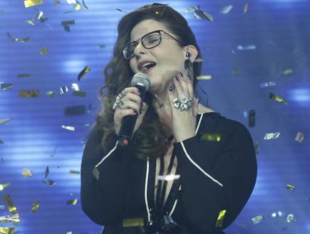 מורן מזור זוכה בקדם אירוויזיון (צילום: רפי דלויה)