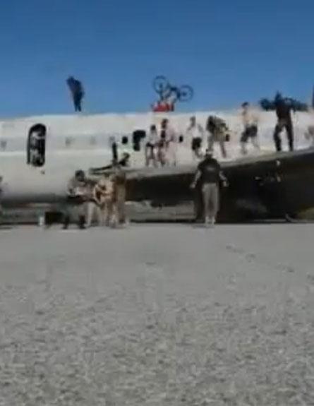 ההארלם שייק שחצה את הגבול