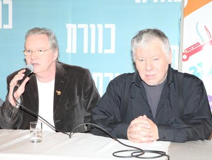 כוורת 2013: אלון אולארצ'יק, יצחק קלפטר
