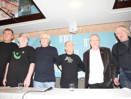 כוורת 2013: קלפטר, אולארצ'יק, סנדרסון, גוב, שמיר