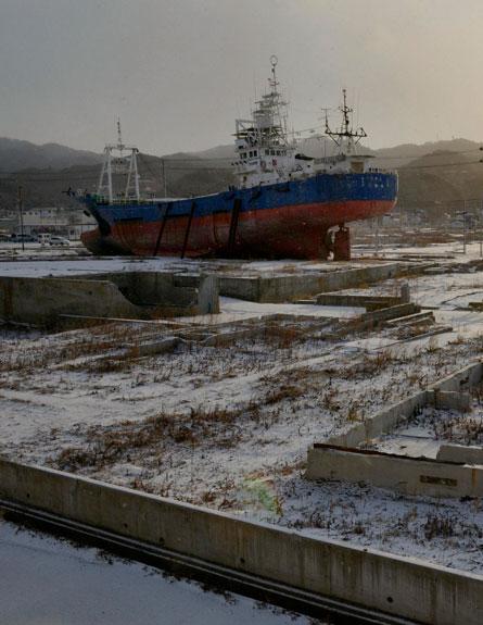 סיכום עולמי: שנתיים לצונאמי ביפן (צילום: רויטרס)