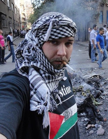 אריק הרון בסוריה