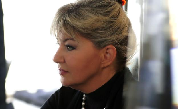 אודליה כרמון (צילום: גלעד טוקטלי ,עובדה)