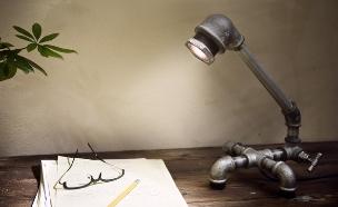 מנורות חדר שינה, ברז, יאיר דורם תאורה, יחסי ציבור (צילום: יחסי ציבור)