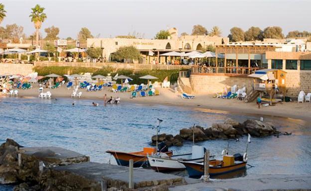 טיולים לצפון: נמל קיסריה (צילום: יחסי ציבור ,יחסי ציבור)