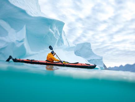 חוויה ארקטית, גרינלנד, תמונות מהעולם