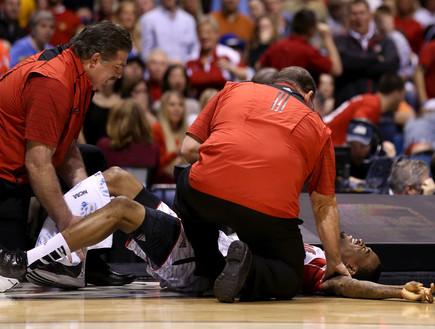 קווין וור פציעה