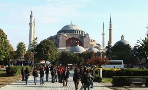 איה סופיה, איסטנבול (צילום: אימג'בנק / Gettyimages ,Getty images)