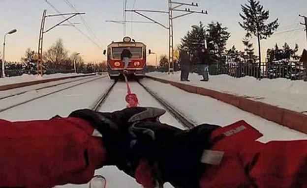גלישת רכבות