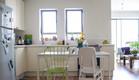 דירה תל אביב, פינת אוכל חלונות צילום סיוון אסקיו (צילום: סיוון אסקיו)