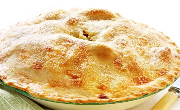 פאי תפוחים (צילום: istockphoto ,istockphoto)