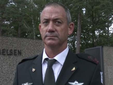 """אלוף בני גנץ, סגן הרמטכ""""ל (צילום: חדשות 2)"""
