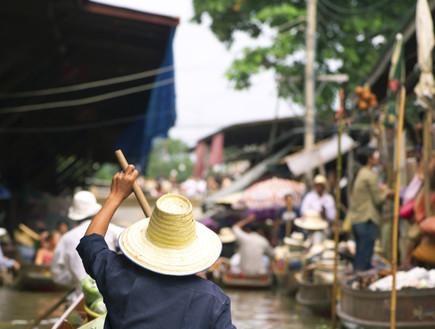 בנגקוק, ערי תעלות (צילום: אימג'בנק / Thinkstock)