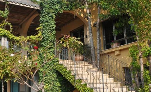 הבית של דן שילון (צילום: יחסי ציבור ,יחסי ציבור)