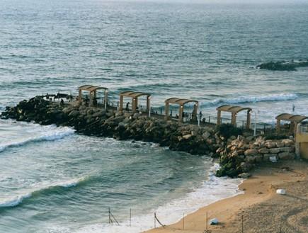 קו החוף של נהריה