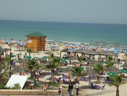 חוף הים של ראשון לציון