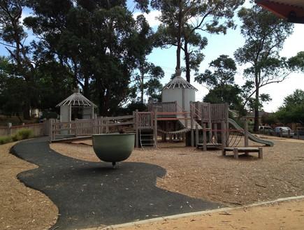 גן שעשועים אוסטרלי