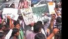 מפגינים בהודו בעקבות האונס