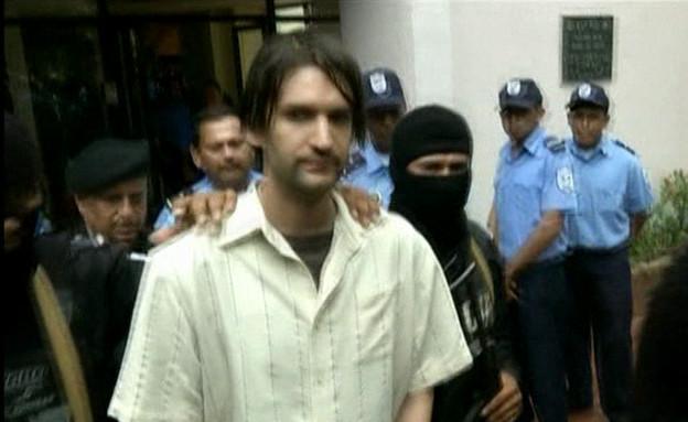 הפדופיל אריק ג'סטין טות' מובל למעצר
