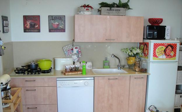 שדרוג מטבח, מטבח2 (צילום: דידי רפאלי)