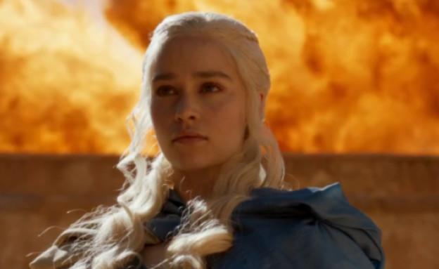 משחקי הכס - פרק 4 (צילום: HBO)