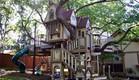 בתי עץ, וילה חוץ (צילום: www.houzz.com)