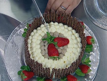 עוגת גבינה של אביבה
