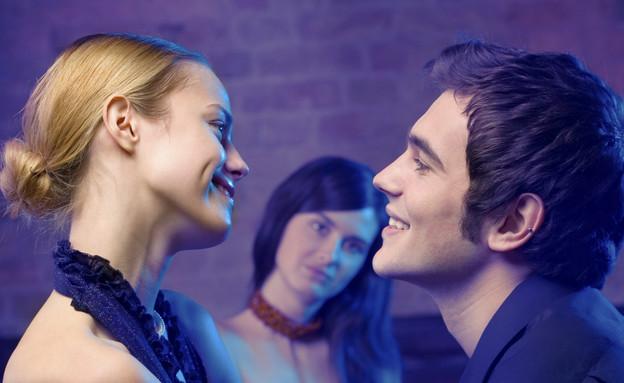 אישה מקנאה- איבדתי חברה (צילום: Thinkstock ,Thinkstock)