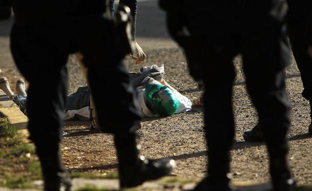 רצח ברחוב (צילום: אימג'בנק/GettyImages)