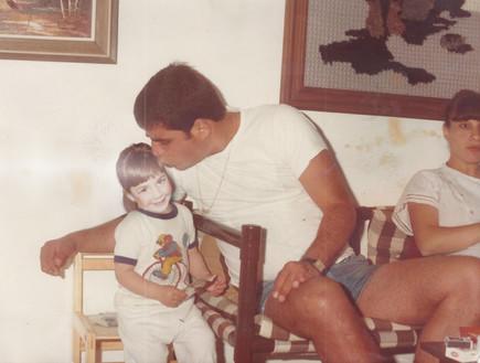 התמונה המפוברקת - אבי ודורין בילדות