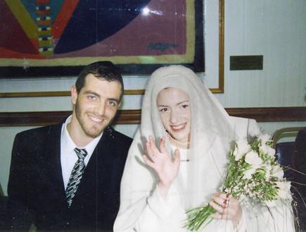 התמונה המפוברקת - דנה ובני