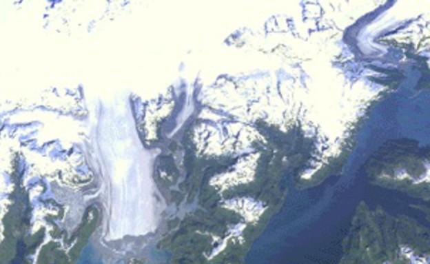 נסיגת הקרחונים בקולומביה - חיצונית