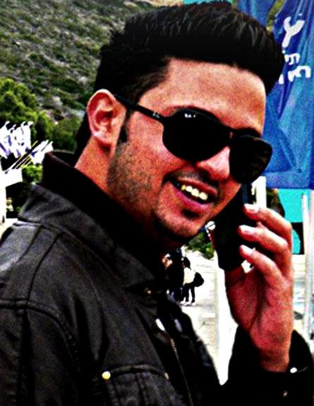 תומר בוסי, בן 28 מחדרה, נפגע בתאונת אופנוע (צילום: פייסבוק)