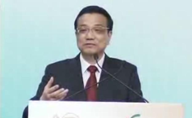 ראש ממשלת סין, לי קקיאנג (צילום: רויטרס ,רויטרס)