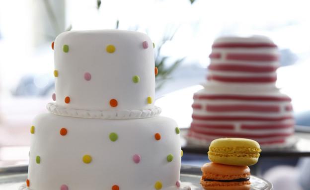 עוגת חתונה בגודל מיני - קייטרינג פטיט פוד  (צילום: יחסי ציבור ,יחסי ציבור)