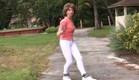 התעמלות סוסים (צילום: יוטיוב )