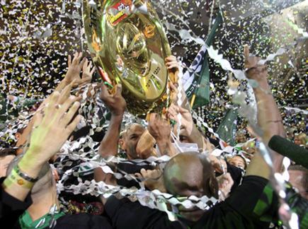 בשנה הבאה זה כבר יהיה קשה יותר. חיפה זוכה באליפות (אלן שיבר)