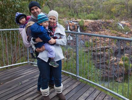 טיולים באוסטרליה - מפל