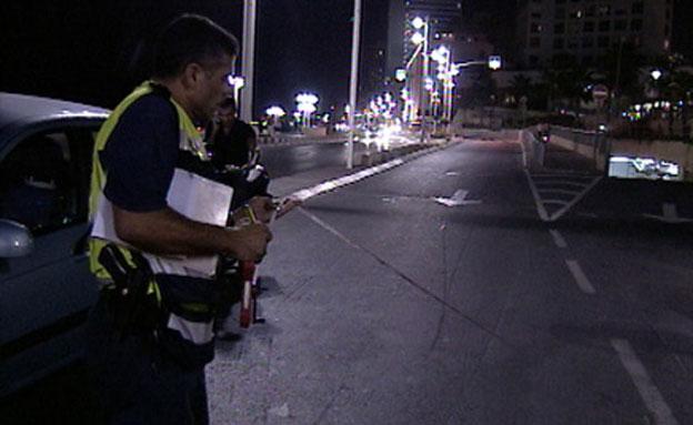 המשטרה פתחה בסריקות. ארכיון (צילום: החדשות 2)