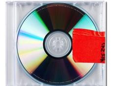 קנייה ווסט, עטיפת אלבום
