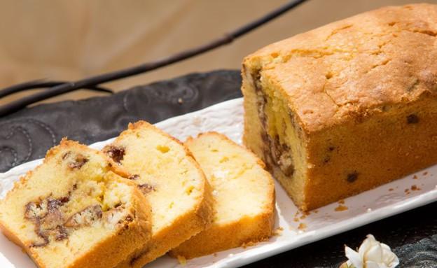 עוגה בחושה עם טוויקס (צילום: בני גם זו לטובה ,אוכל טוב)