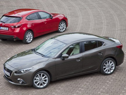 Find New Difference Between 2014 Mazda 3 And 2015 Mazda 3 Model on